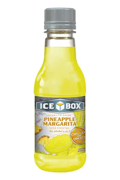 Ice Box Pineapple Margarita