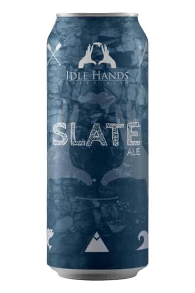 Idle Hands Slate Ale