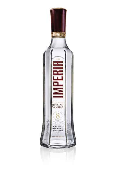 Imperia Vodka by Russian Standard