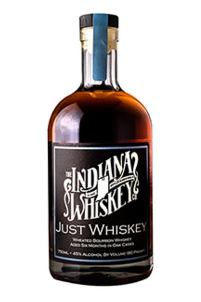 Indiana Just Whiskey Bourbon