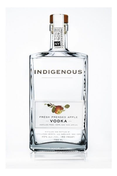 Indigenous Fresh Pressed Apple Vodka