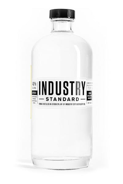 Industry City Vodka