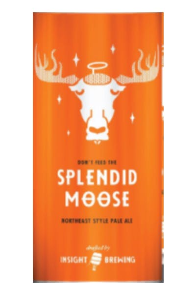 Insight Splendid Moose