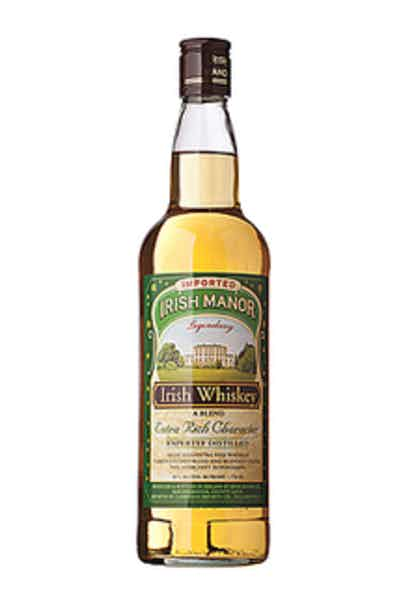 Irish Manor Irish Whiskey