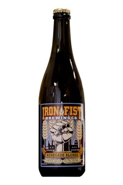 Iron Fist Renegade Blonde Ale
