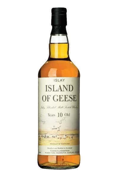 Island Of Geese Malt Islay 10 Yr