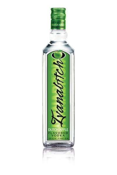Ivanabiitch Apple Vodka