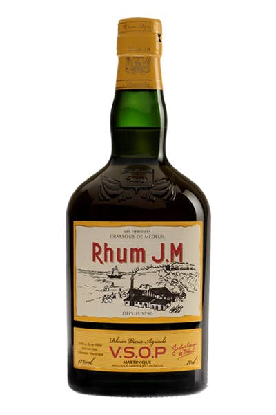 J M Rhum V.S.O.P.