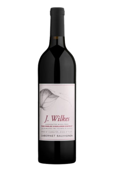 J. Wilkes Cabernet Sauvignon