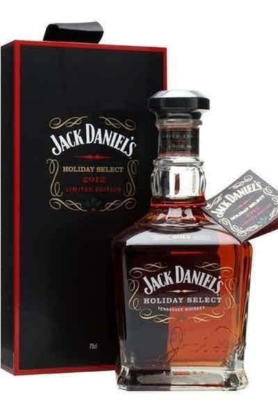 Jack Daniel's Single Barrel Holiday Select