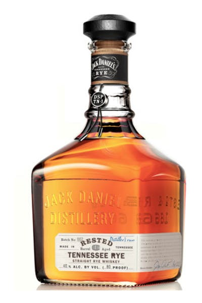 Jack Daniel's Rested Tennessee Rye Whiskey