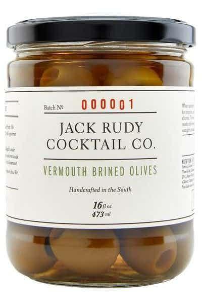 Jack Rudy Brined Olives
