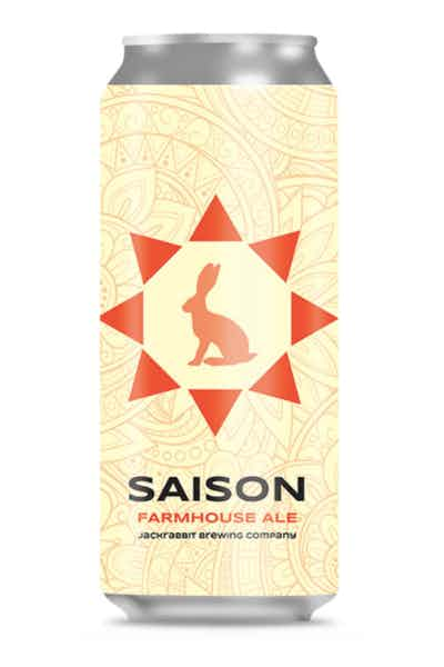 Jackrabbit Brewing Saison Farmhouse Style Ale