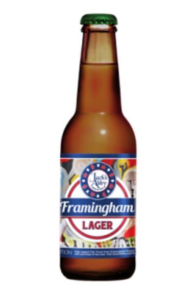 Jack's Abby Framingham Lager