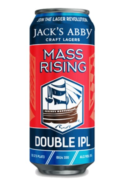 Jacks Abby Mass Rising