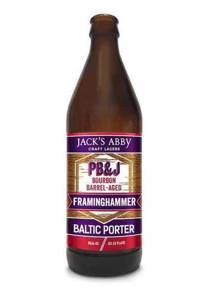 Jack's Abby PB&J Barrel-Aged Framinghammer Baltic Porter