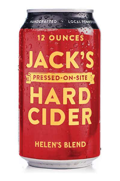 Jacks Hard Cider Helens Blend