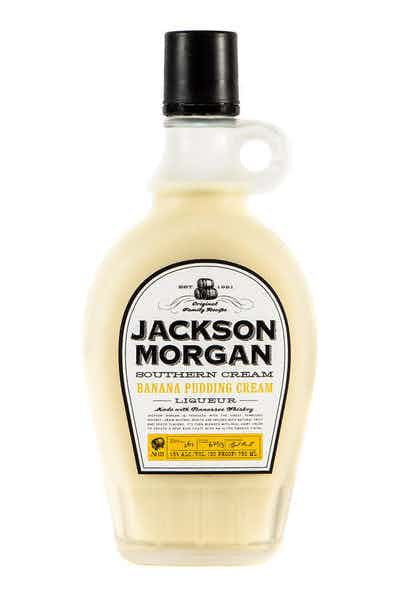 Jackson Morgan Banana Pudding Cream Liqueur