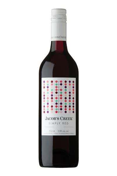 Jacob's Creek Simply Red