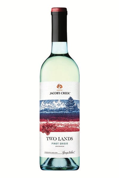 Jacob's Creek Two Lands Pinot Grigio