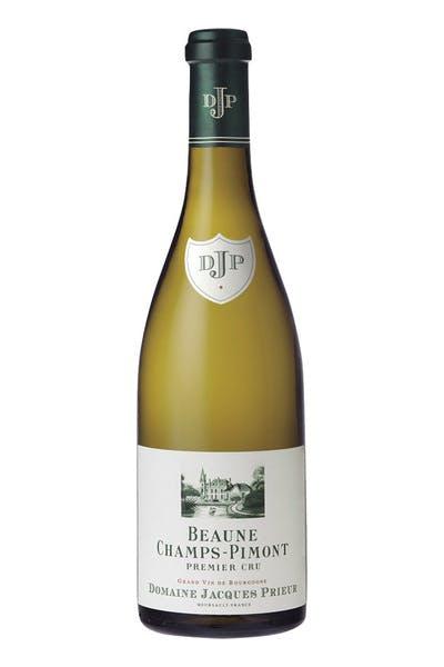 Jacques Prieur Beaune Champs Pimont Blanc 2011