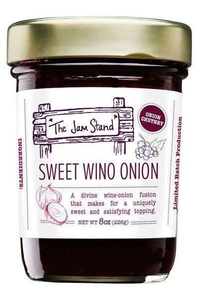 Jam Stand Sweet Wino Onion Jam