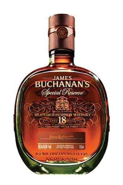 James Buchanan's 18 Year Old Special Reserve Blended Scotch Whisky
