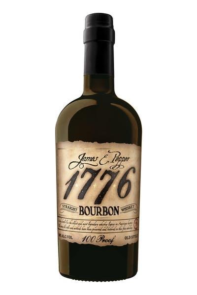 James E. Pepper 1776 Straight Bourbon Whiskey