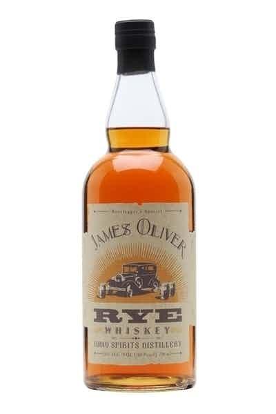 James Oliver Rye Whiskey
