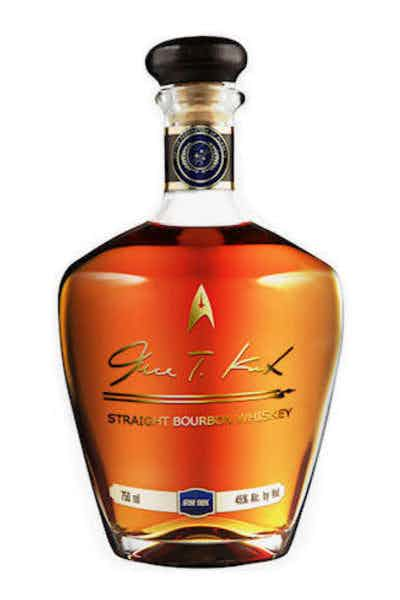 James T Kirk Straight Bourbon Whiskey