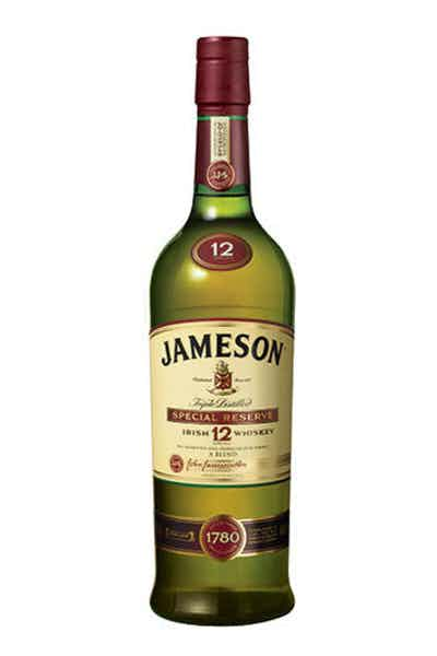 Jameson Irish Whiskey Special Reserve 12 Year
