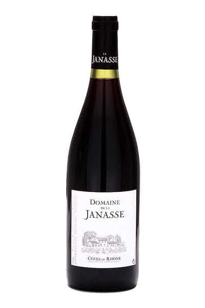Janasse Cotes Du Rhone Reserve Rouge