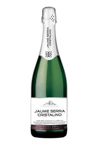 Jaume Serra Cristalino Extra Dry Cava