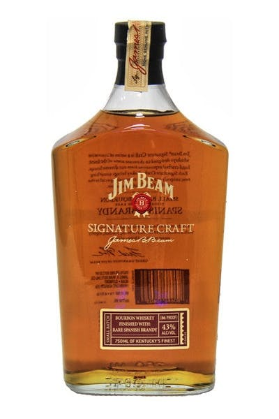 Jb Signature Craft Brandy Finish