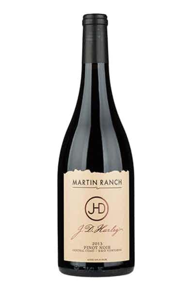 JD Hurley Martin Ranch Pinot Noir