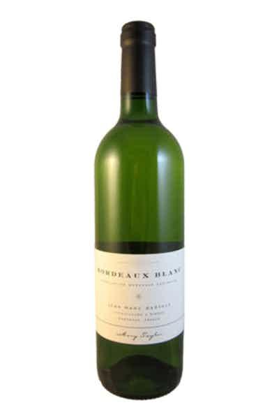 Jean Marc Barthez Bordeaux Blanc