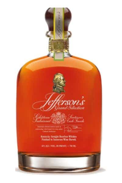 Jefferson's Grand Selection Kentucky Straight Bourbon