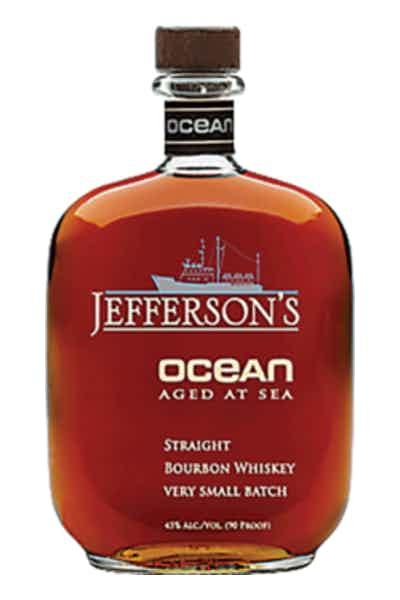 Jefferson's Ocean Single Barrel Select