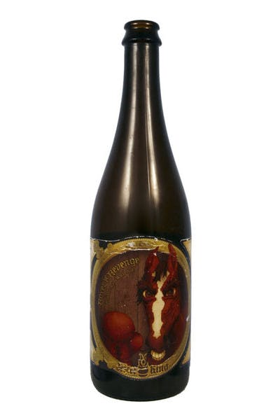 Jester King Boxer's Revenge Barrel-Aged Wild Ale