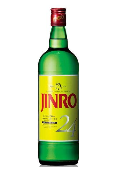 Jinro 24 Soju
