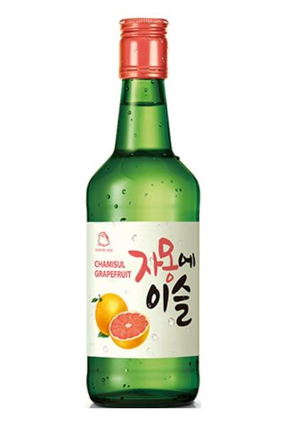 Jinro Chamisul Grapefruit Soju