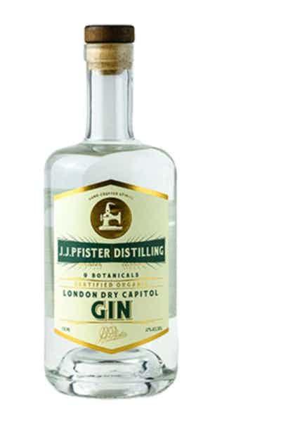 J.J.Pfister London Dry Capitol Gin