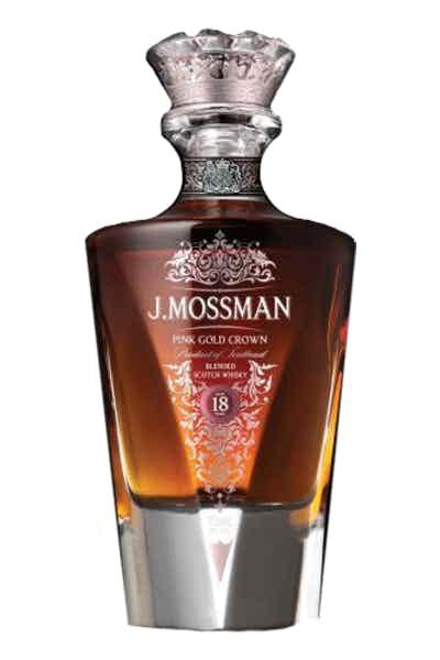 J.Mossman Gold Crown Scotch 12 Year