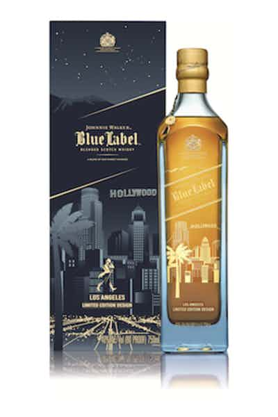 Johnnie Walker Blue Label Los Angeles Edition