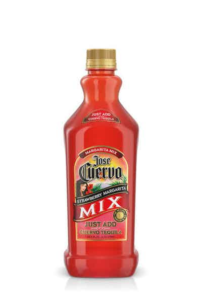Jose Cuervo Strawberry Margarita Mix Price Reviews Drizly