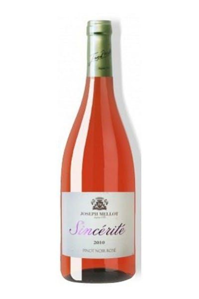 Joseph Mellot Sincerite Pinot Noir Rosé