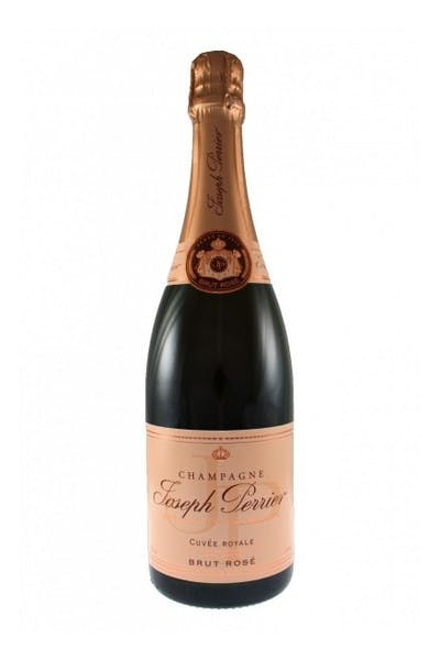 Joseph Perrier Brut Rose Champagne