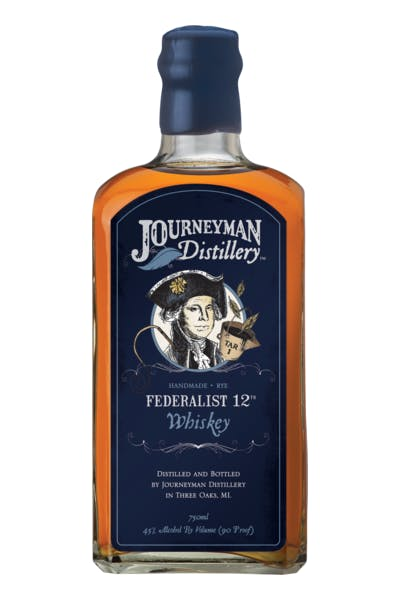 Journeyman Distillery Not A King Rye
