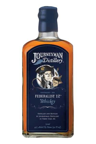 Journeyman Distillery Not A King Rye