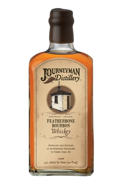 Journeyman Featherbone Bourbon